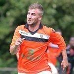 Wesley Borsboom in troostfinale tegen vv Pernis
