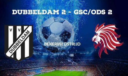 Voorbeschouwing Dubbeldam 2 – GSC/ODS 2