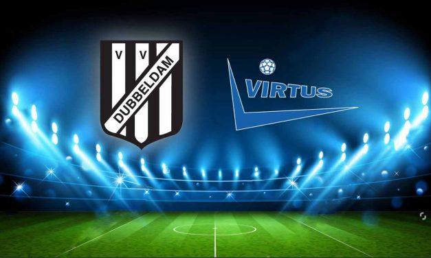 Zorgt Dubbeldam 2 voor het eerste puntenverlies van Virtus 2