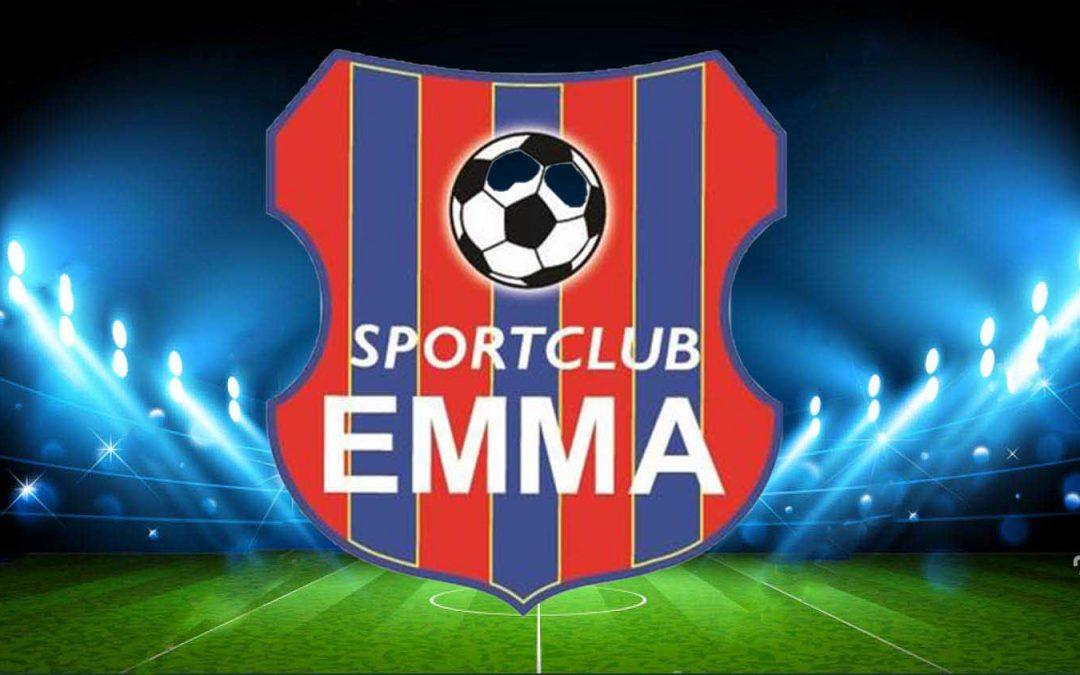 Derby tegen sc Emma voor Cinco