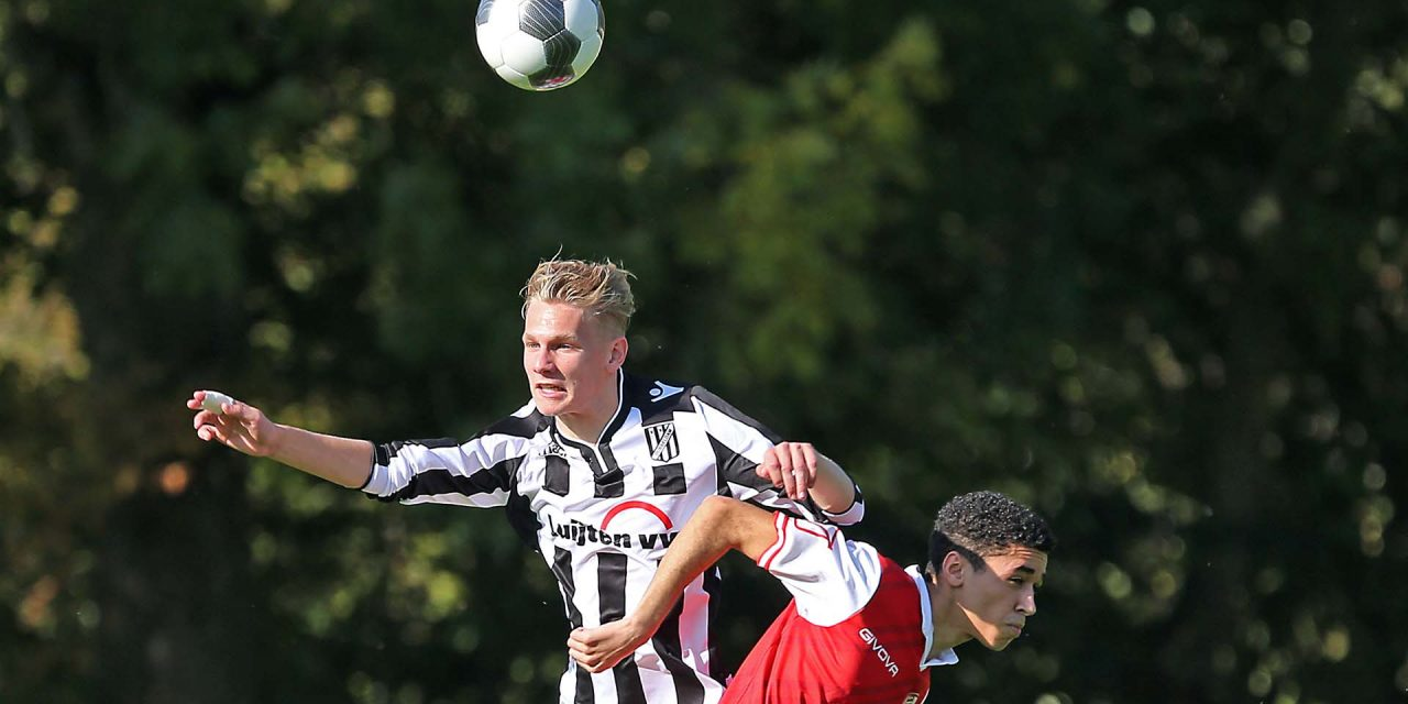 Foto's Dubbeldam 1 – FC Blankenburg 1