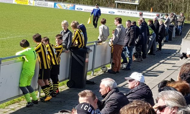Regels en restricties amateurvoetbal
