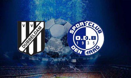 Het Haags Amateurvoetbal: vooraf veel verwacht van ODB