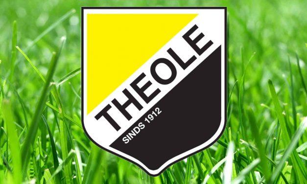 Theole verloor zondag de eerste wedstrijd in competitie