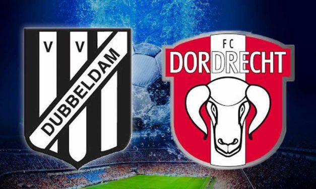 LIVESTREAM Dubbeldam – FC Dordrecht