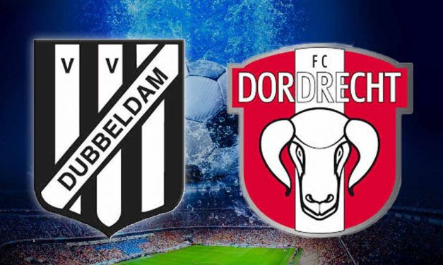 Opstelling Dubbeldam 2 – FC Dordrecht 2