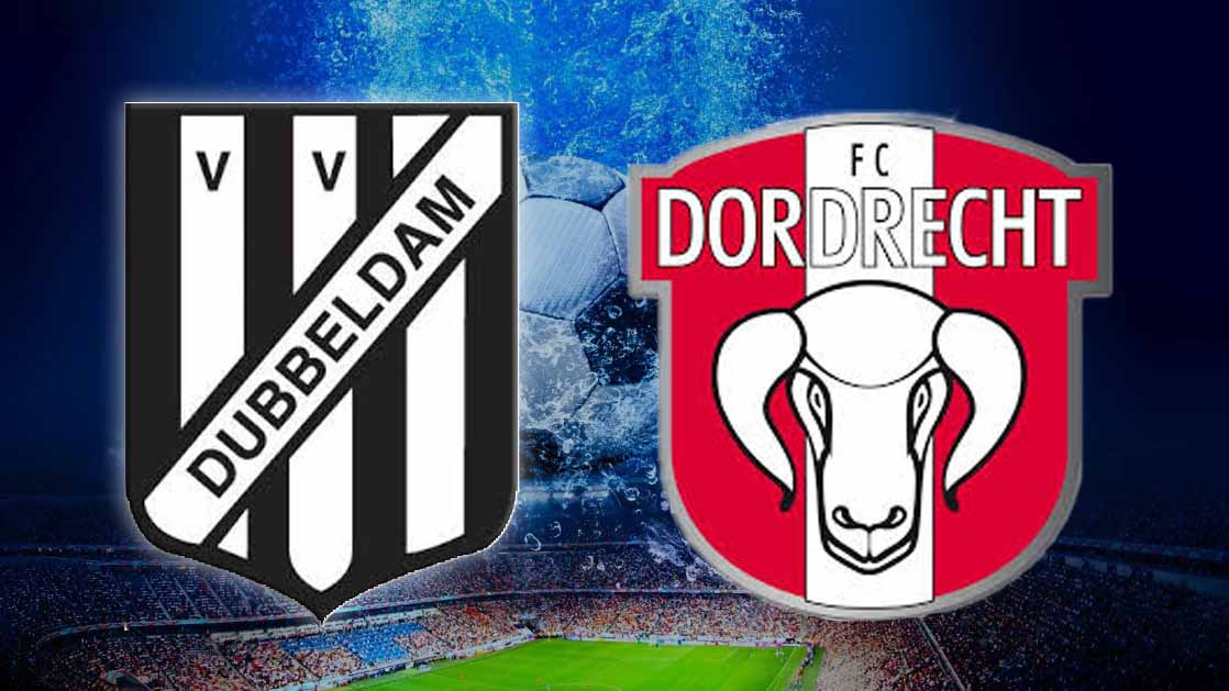 Dubbeldam 2 – FC Dordrecht 2