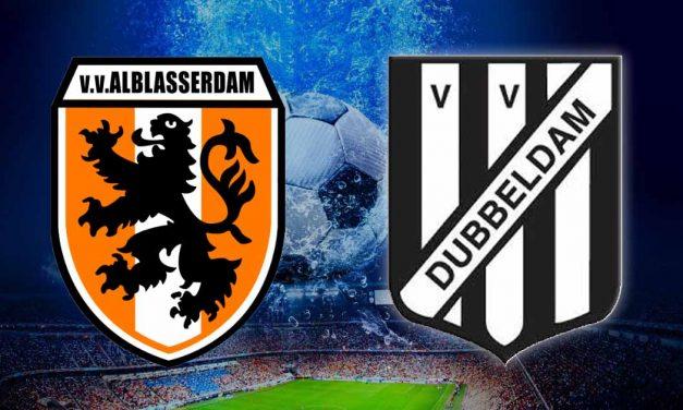 LIVEblog Alblasserdam – Dubbeldam