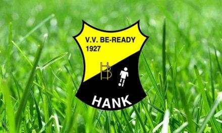 Van Dam terug bij Be Ready