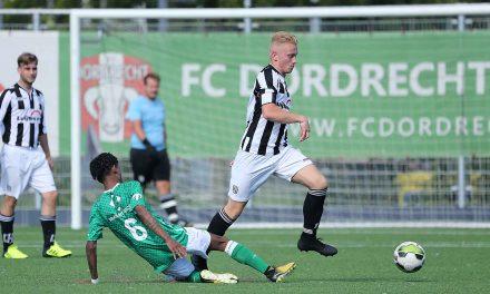 Trainer FC Dordrecht am. hoopt op derby's