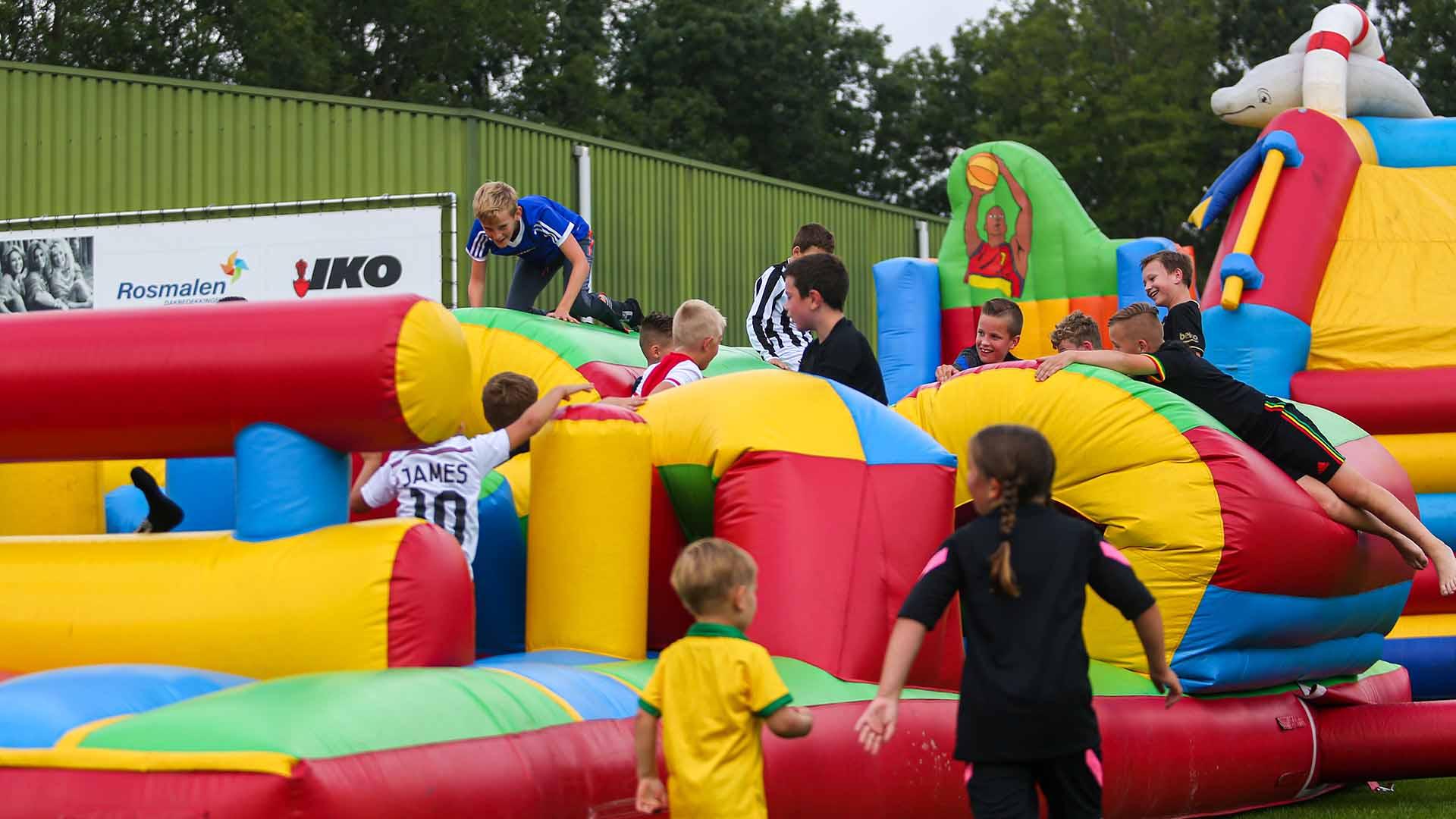 Kick Off Party vv Dubbeldam